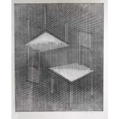 obrázek Marie Blabolilová - Dvě židle 2