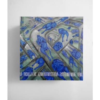 obrázek Xénia Hoffmeisterová - Rychleji a víc