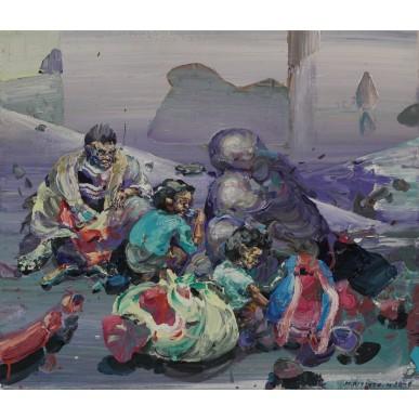 obrázek Michael Rittstein - Skupina