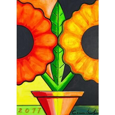 obrázek Ivan Komárek - Barvy květin