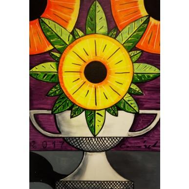 obrázek Ivan Komárek - Barvy květin IX