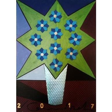 obrázek Ivan Komárek - Barvy květin X