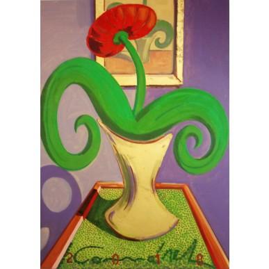 obrázek Ivan Komárek - Barvy květin XI